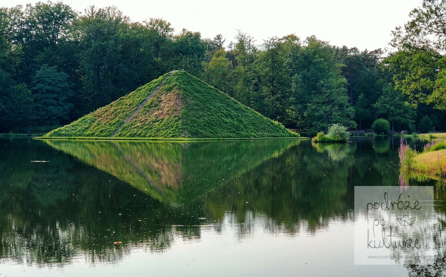 Piramida Pucklera w Branitz