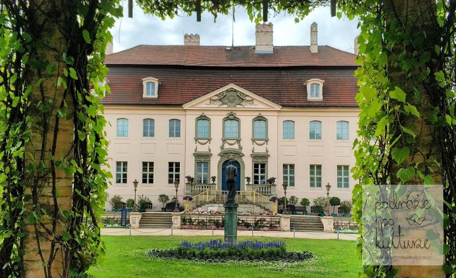 Zamek w Branitz. Hermann von Puckler. Zamki w Niemczech