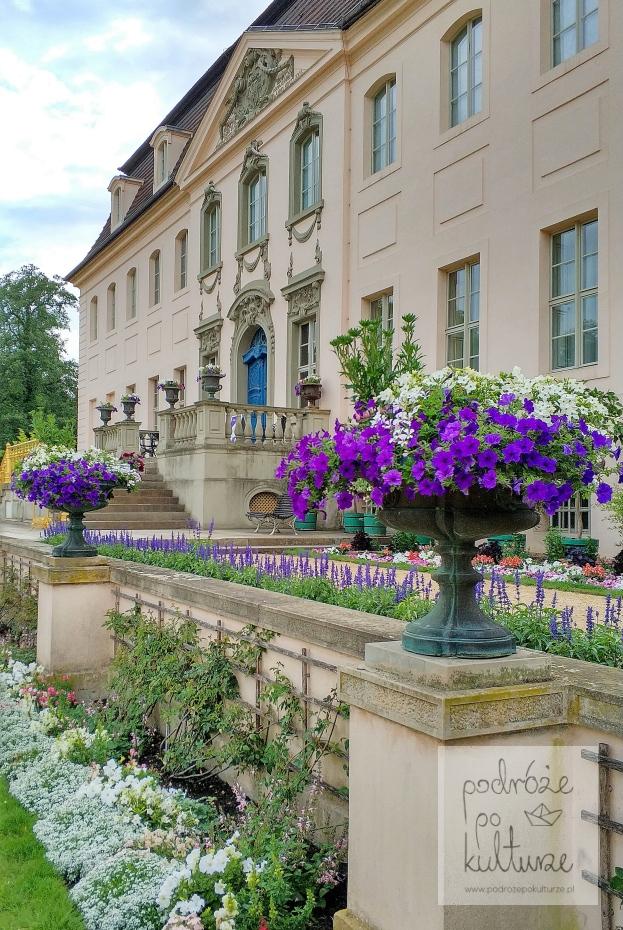 Pałac Branitz. Mało znane atrakcje Niemiec blisko granicy z Polską