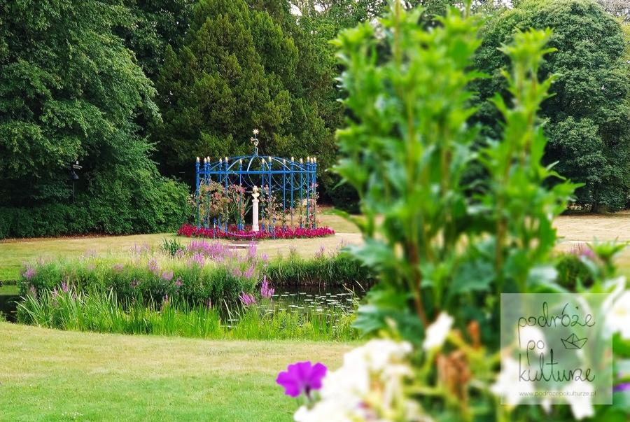 Park angielski w Branitz Cottbus Chociebuż Brandeburgia