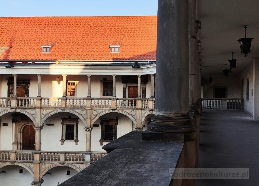 Zamek w Brzegu. Śląski wawel