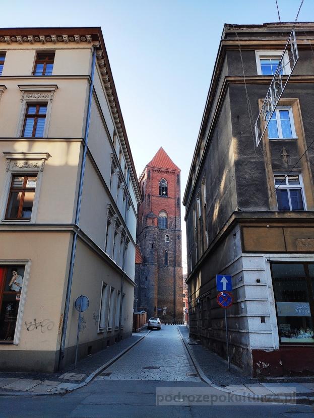 kościół św. Mikołaja w Brzegu. Co zobaczyć w Brzegu. Zabytki
