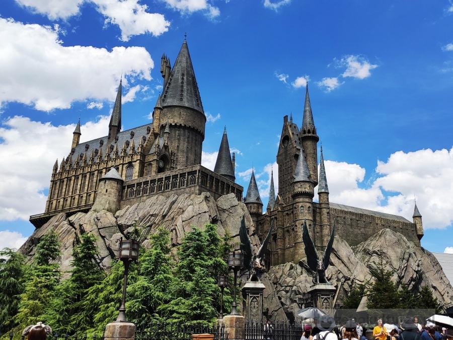 Universal Studios Japan Osaka. Co robić w Osace. Harry Potter park rozrywki