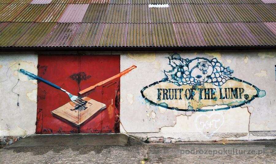 street art w Wolsztynie. Murale, graffiti Wolsztyn, wielkopolska