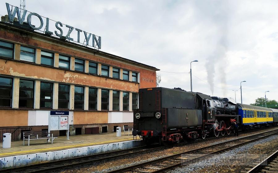 Wolsztyn stacja kolejowa