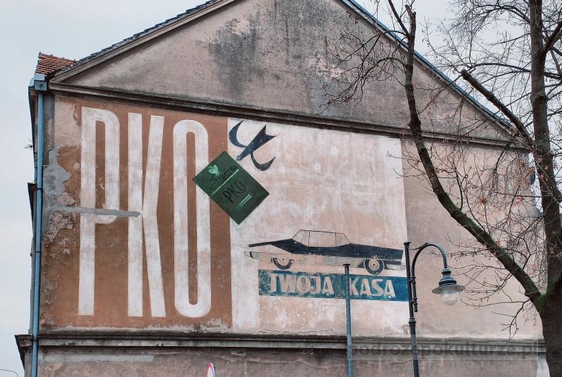 Duchologia Kwidzyn. Mural PKO