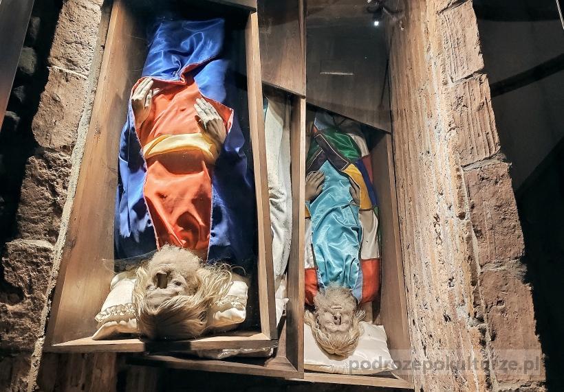 Krypta wielkich mistrzów w katedrze w Kwidzynie