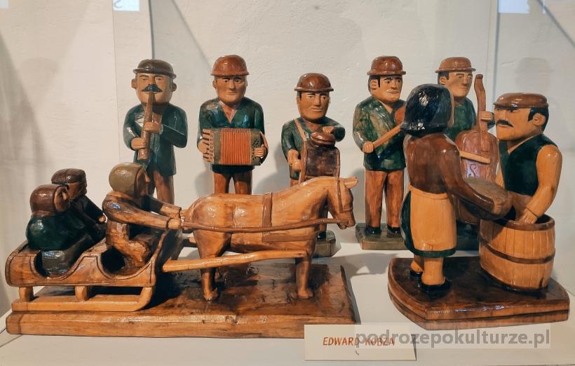 Wystawa etnograficzna kultury Dolnego Powiśla