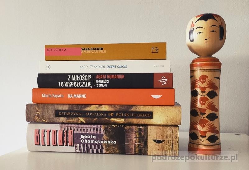 Najlepsze książki (przeczytane przeze mnie w) 2019 roku