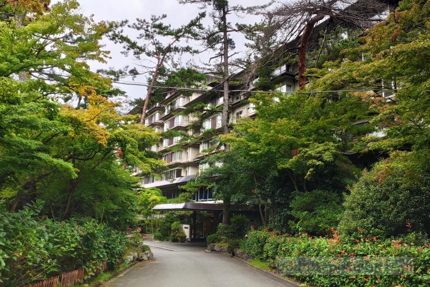 hotel Shimobe Onsen japońskie gorące źródła