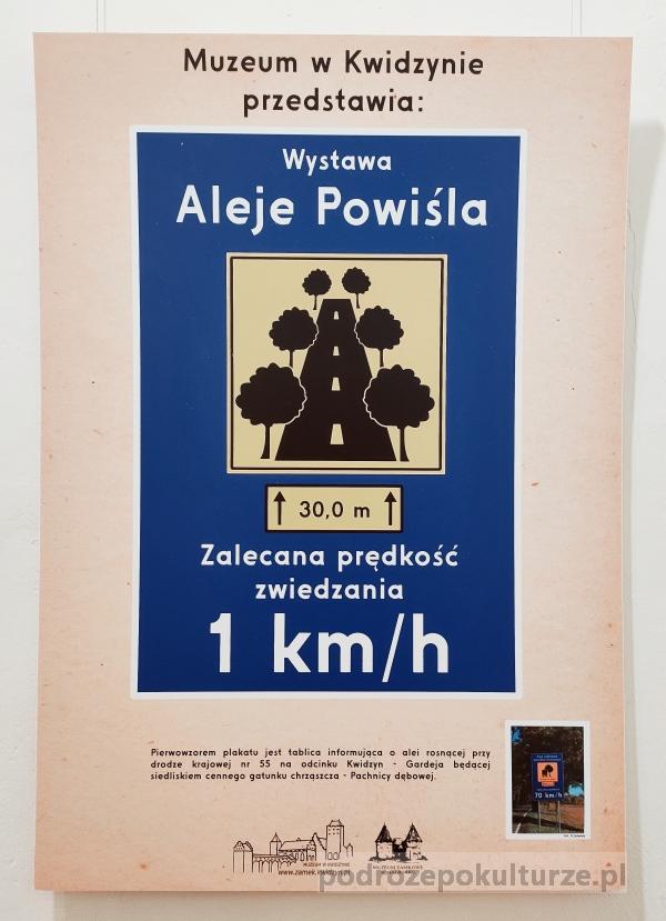 Aleje Powiśla wystawa