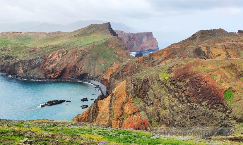 Półwysep św. Wawrzyńca na Maderze