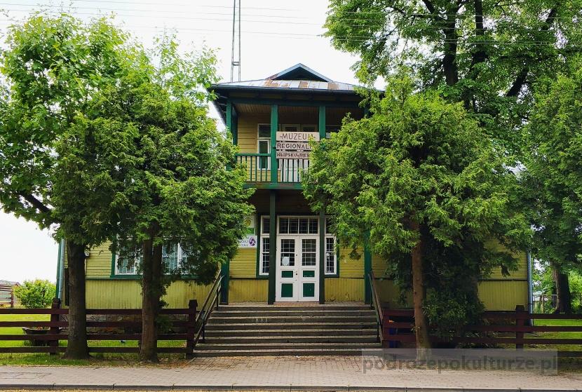 Muzeum Lipskiej Pisanki w Lipsu