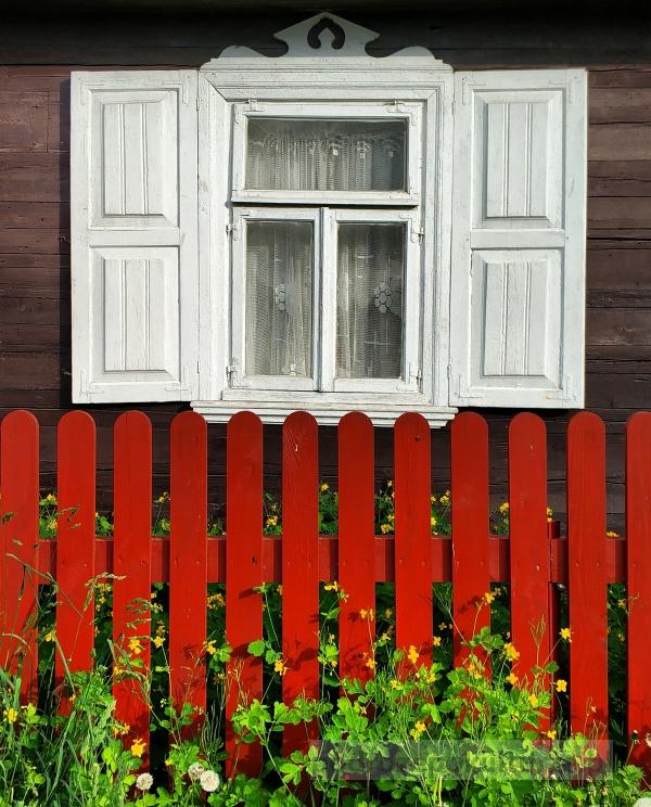 podlaska architektura drewniana