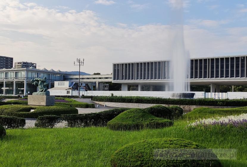 Hiroszima co zobaczyć - Muzeum Pokoju