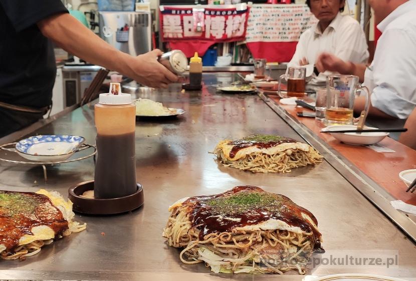 okonmiyaki Hiroszima Okonomimura