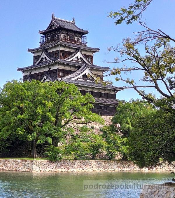 Hiroszima zamek atrakcje turystyczne