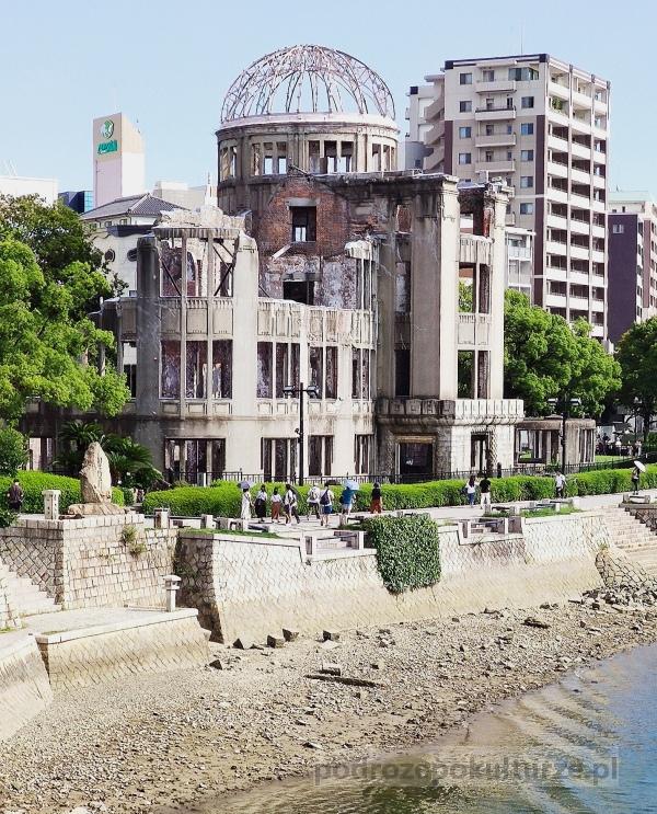 Hiroszima Kopuła Bomby Atomowej. Atrakcje turystyczne Hiroszimy