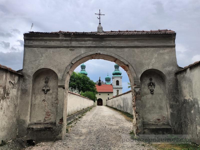 Klasztor Kamedułów na Bielanach. Srebrna Góra w Lesie Wolskim. Klasztory w Krakowie