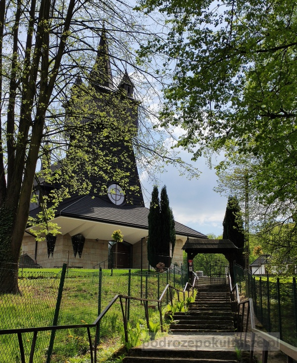 Skansen w Woli Justowskiej