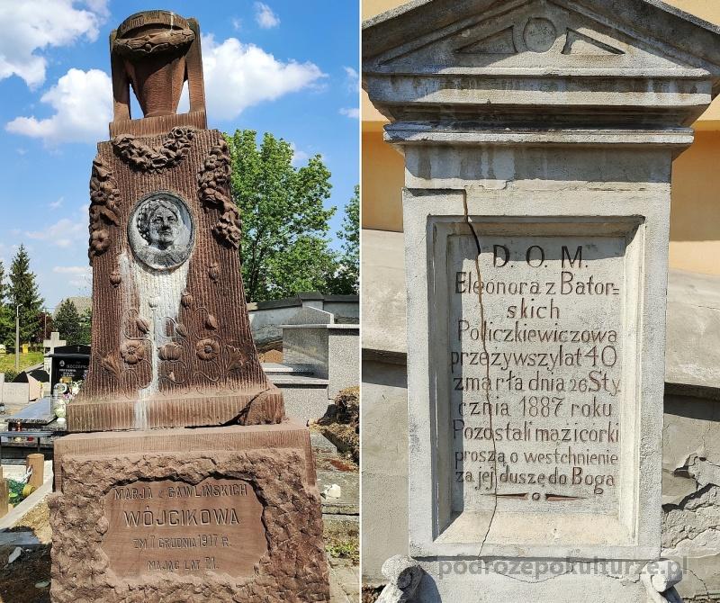 Miechów cmentarz