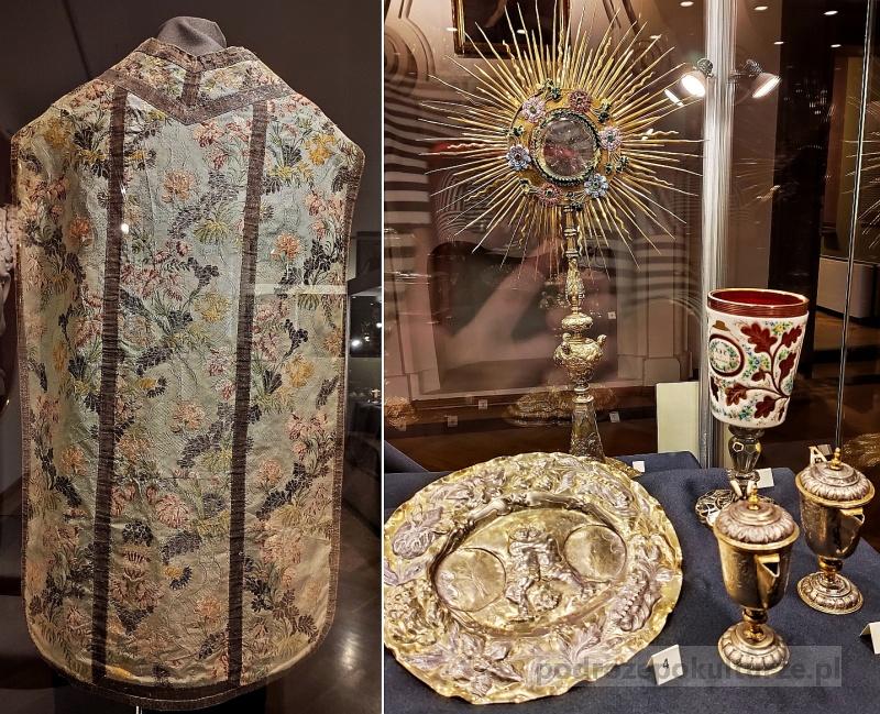 Muzeum Ziemi Miechowskiej skarbiec bożogrobców