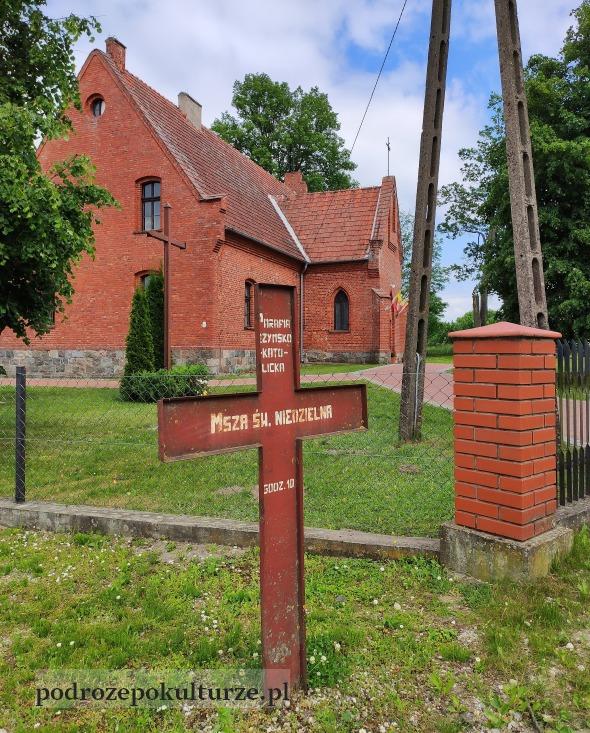 kościół parafialny w Glaznotach