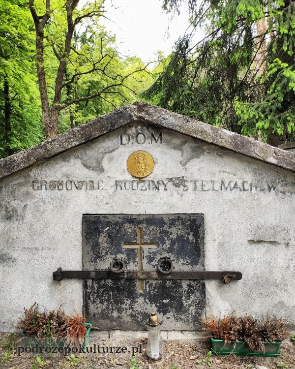 trasa turystyczno-kulturowa Bronowice Małe – Mydlniki. Cmentarz w Mydlnikach