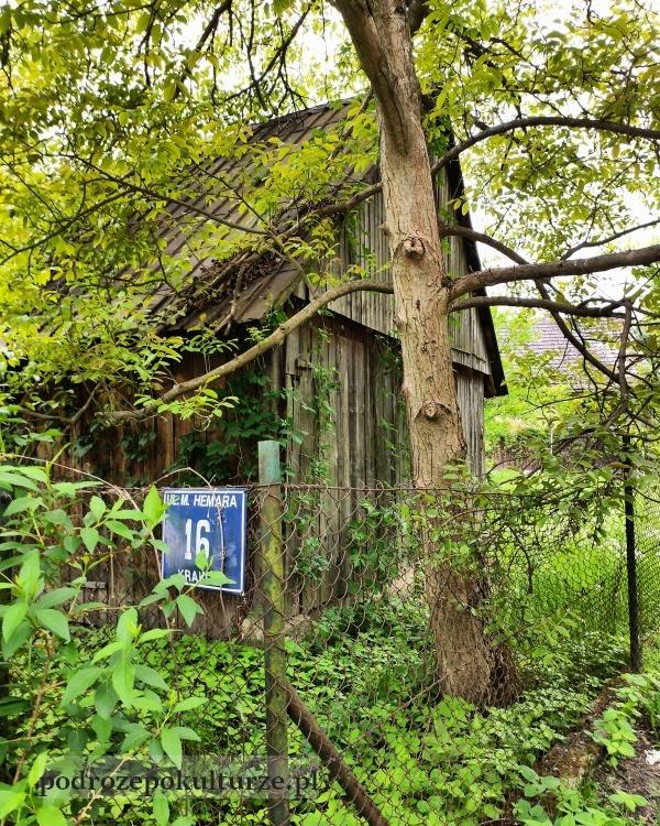 Stary dom w Mydlnikach