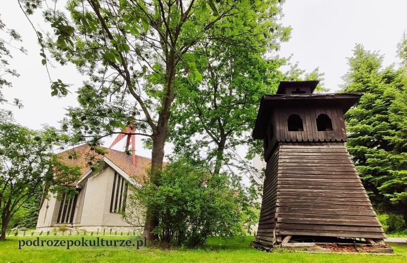 kościół w Bronowicach Małych