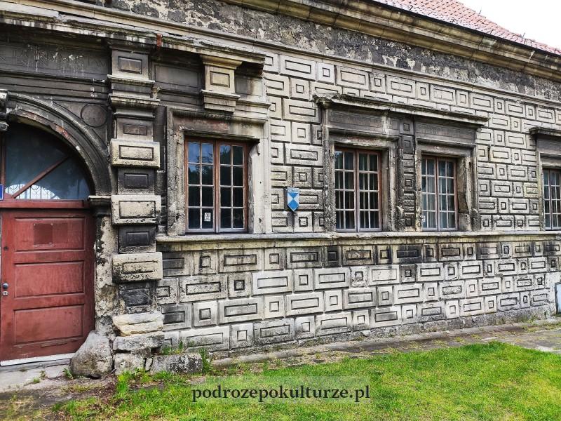 dom ariański w Pińczowie. Zabytki renesansu w Pińczowie
