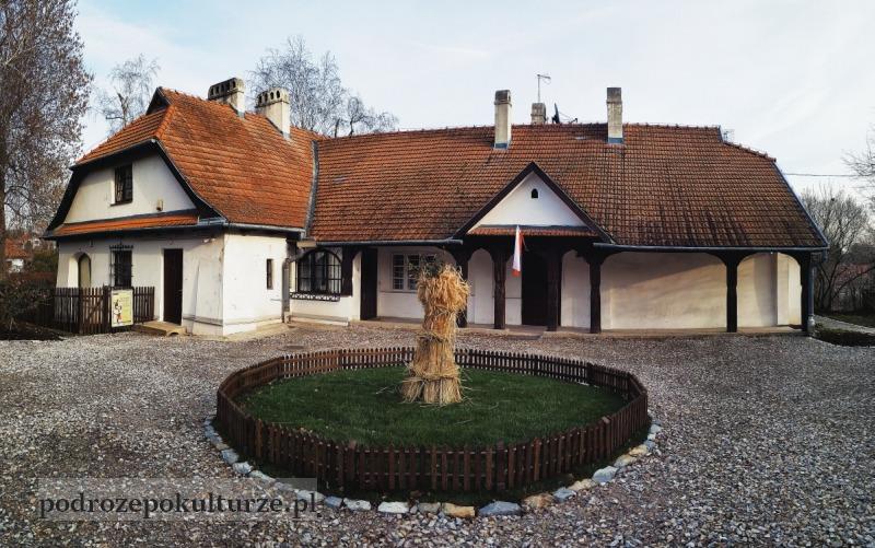 Dworek Rydlówka w Bronowicach