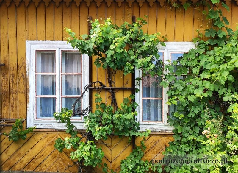 architektura drewniana małopolskie wsi