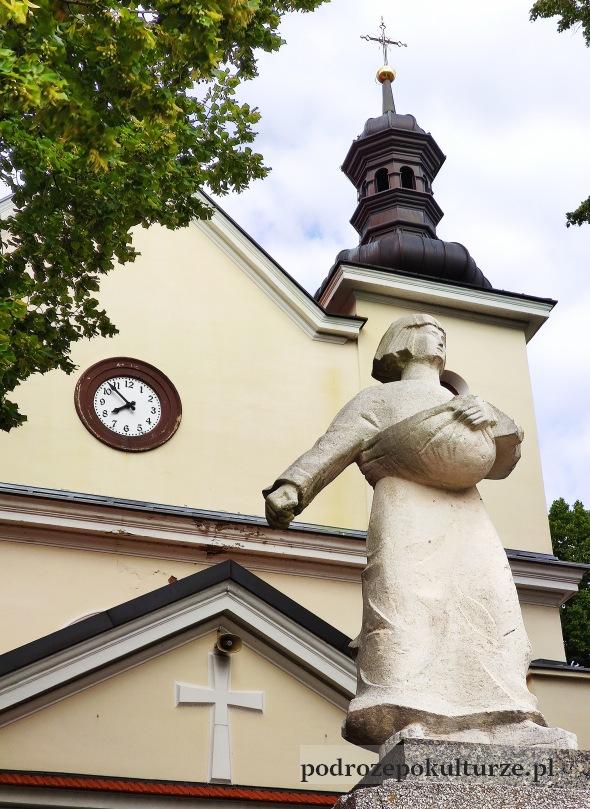kościół w Czernichowie
