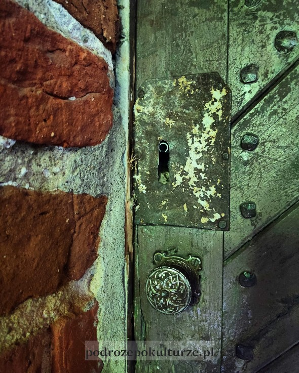 Przezmark zamek krzyżacki