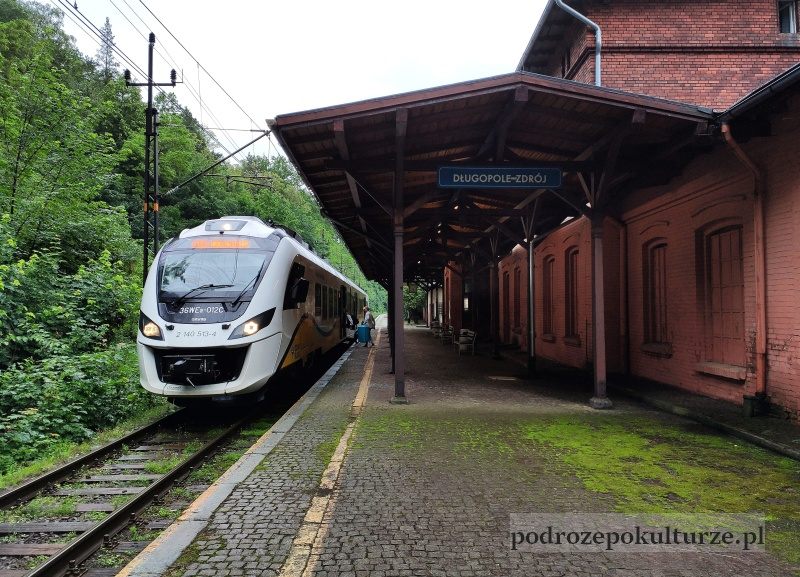 Stacja kolejowa Długopole-Zdrój