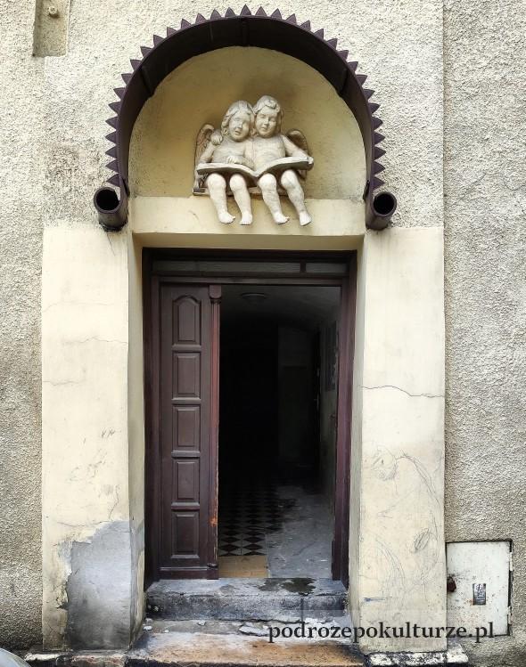 stare miasto w Bystrzycy Kłodzkiej