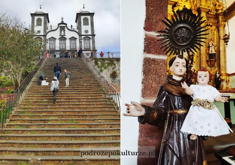 kościół Nossa Senhora do Monte Funchal