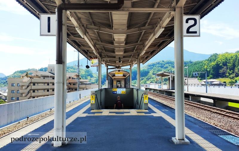 Stacja kolejowa JR Uchiko