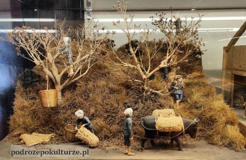 Wosk roślinny Japanese Wax Museum