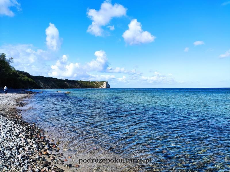 Bałtyk przy wybrzeżu Rugii