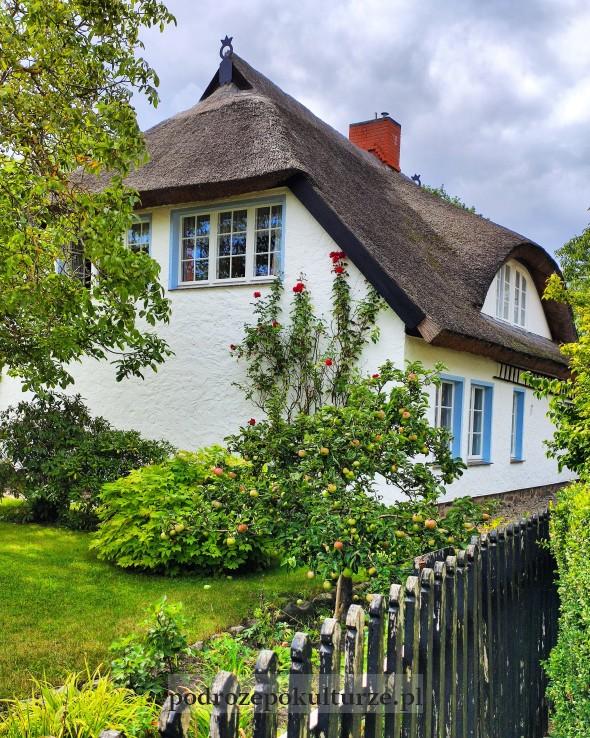dom w Göhren Rugia