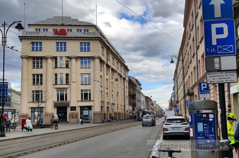 Pałac Prasy Kraków Wisławy Szymborskiej