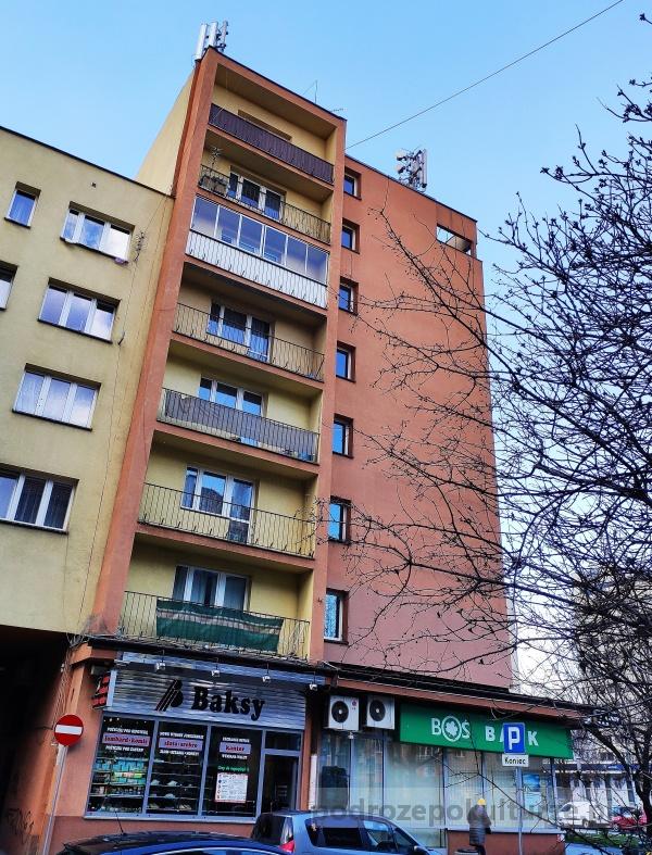 Kraków Wisławy Szymborskiej - mieszkanie zwane szufladą