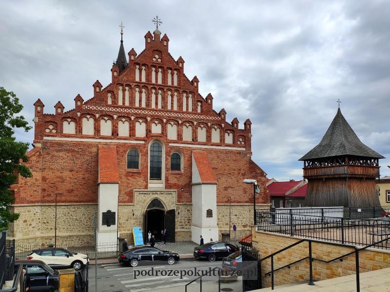 Bochnia kościół św. Mikołaja