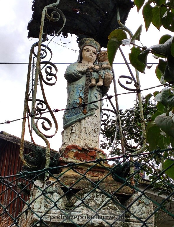Kapliczka Matka Boska Bochnia