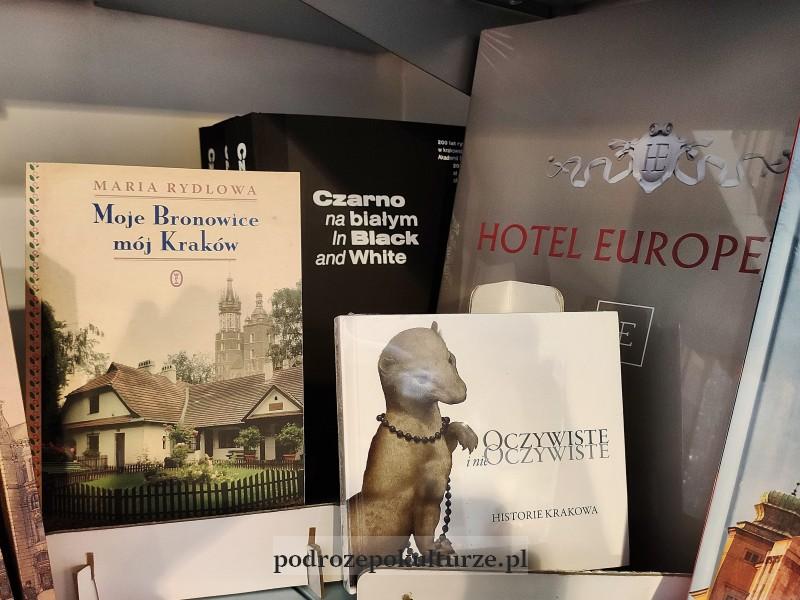 Cracoviana książki o Krakowie