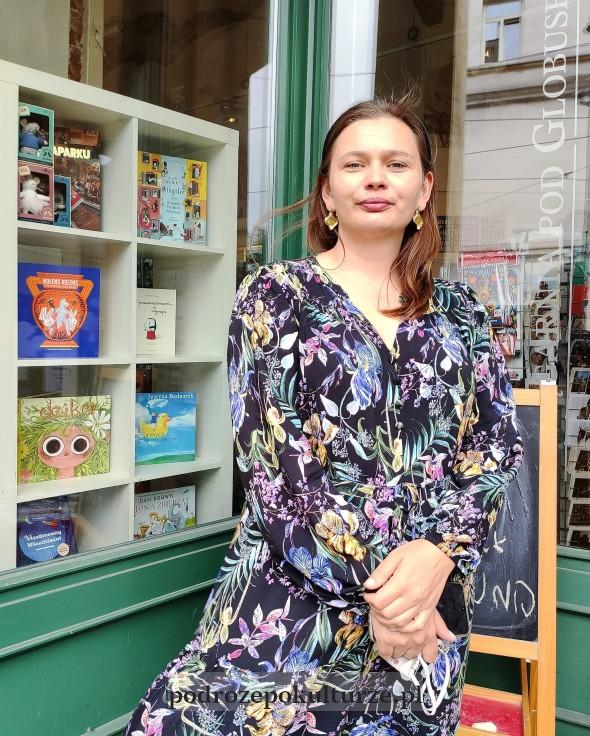 Paulina Bandura Księgarnia pod Globusem