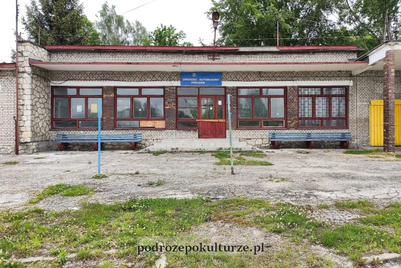 Dworzec autobusowy Pińczów