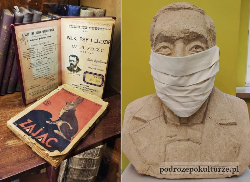 Pińczów Muzeum wystawa Adolfa Dygasińskiego